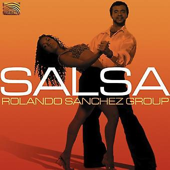 Rolando Sanchez Group - importation USA Salsa [CD]