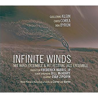 Mit vind Ensemble & Mit Festival Jazz da - uendelig vind-musik af Chick Corea Gu [CD] USA import