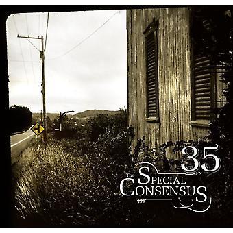 Særlige konsensus - 35 [CD] USA importerer