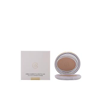 Collistar SILK EFFECT compact poeder #04-cappuccino 7