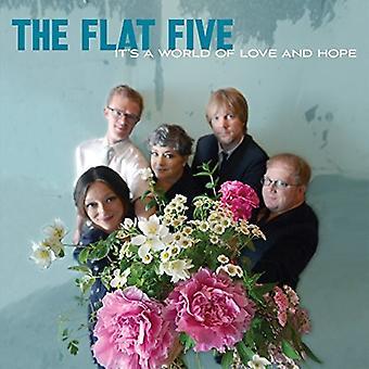 Los cinco planos - su una importación de USA de mundo de amor y esperanza [CD]