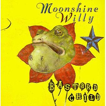 Willy de Moonshine - bastardo niño [CD] USA importar