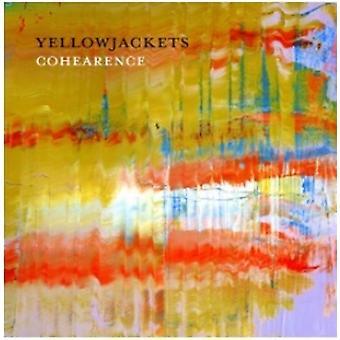Yellowjackets - Cohearance [CD] USA importerer