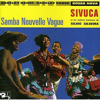 Sivuca - Samba Nouvelle Vague [CD] USA importerer