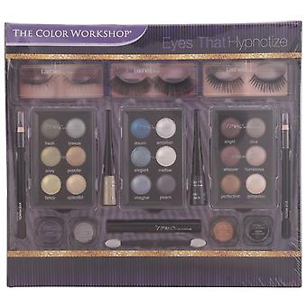 The Color Workshop Eyes That Hypnotize (Woman , Makeup , Eyes , Eyeshadows)