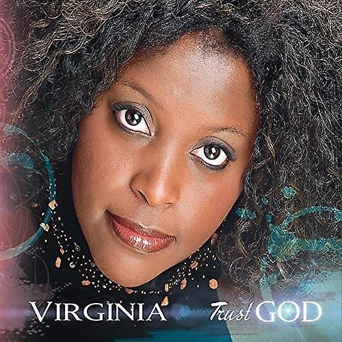 Virginia Githiri - Trust God [CD] USA import