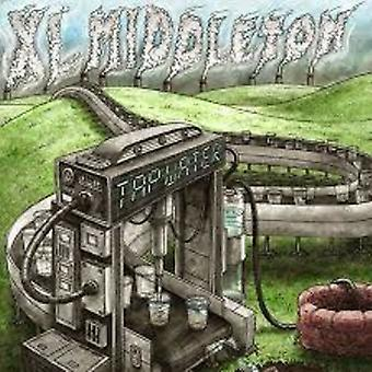 XL Middleton - postevand [CD] USA import