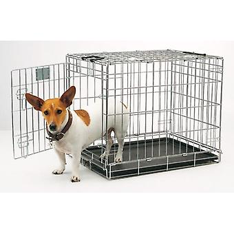 Savic Dog Cage Residence (Chiens , Transport et voyage , Cages)