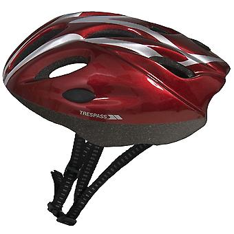 Trespass Childrens/Kids Tanky Cycling Safety Helmet