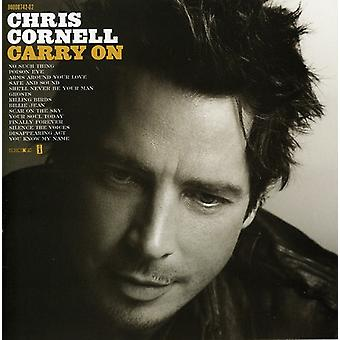 Chris Cornell - bedriva [CD] USA import
