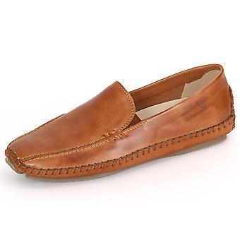 Pikolinos Jerez Brandy Leder 5788242 universal zapatos