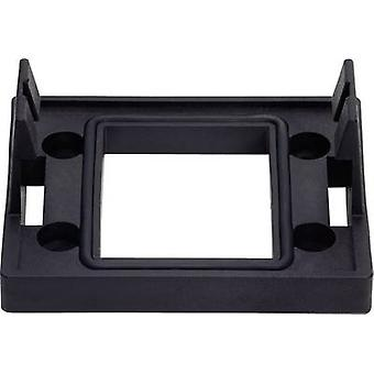 Cable routing frame Polyamide Black