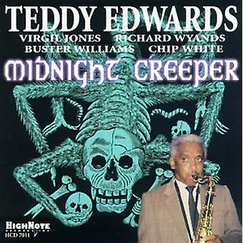Teddy Edwards - Midnight Creeper [CD] USA import