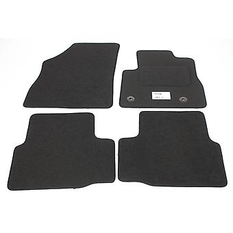 Fully Tailored car mats - Opel ASTRA K Sports Tourer 2015-2018