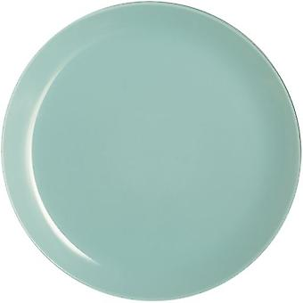 Luminarc Arty flat plate 26 cm Soft Blue (Kitchen , Household , Dishes)