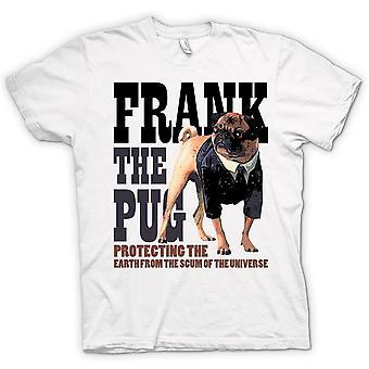 Kids T-shirt - MIB - UFO - Frank The Pug - Alien - Movie