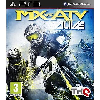 MX Vs ATV Alive 2011 (PS3)