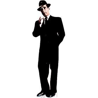 Humphrey Bogart Cardboard Cutout