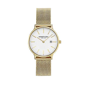 Kenneth Cole New York women's watch wristwatch stainless steel KC15057006