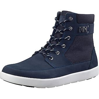 Helly Hansen Mens Stockholm Waterproof Leather Casual Walking Boots