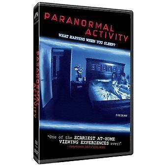 Paranormal aktivitet [DVD] USA importere