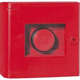 Legrand LG. 038011 trykknap, kill-switch + kabinet 230 V AC 6 A 1 Maker, 1 breaker IP44 1 pc (er)