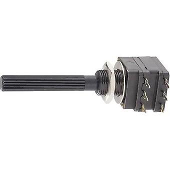 Piher PC16DH-10IP06472B2020MTA Stereo Potentiometer