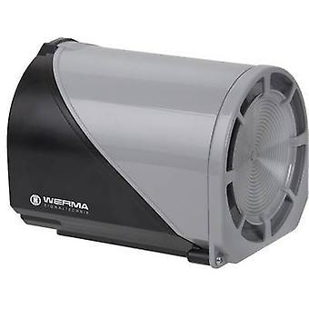 Sondeur Werma attention 144.000.75 24 V AC, 24 v DC 110 dB
