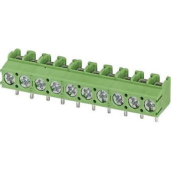 Phoenix Contact PT 1,5/ 2-5,0-V Screw terminal 2.50 mm² Number of pins 2 Green 1 pc(s)