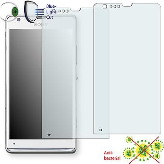 Sony Xperia SP TD-LTE display protector - Disagu ClearScreen protector