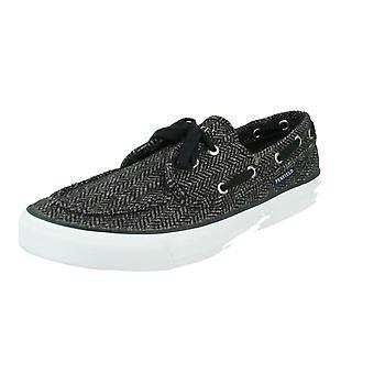 Mens Canvas Shoe Style 0183244