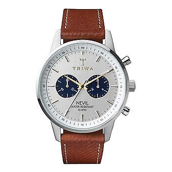 Triwa mens watch hole Nevil chronograph NEST116 010212