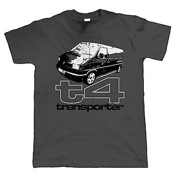 T4 Transporter T Shirt - Camper Van Day Van - Gift for Dad