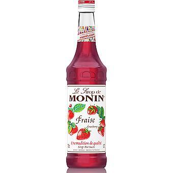 Monin Strawberry Syrup