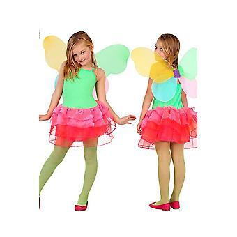 Los trajes de los niños niñas hadas vestido niña