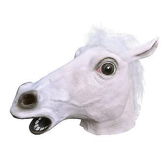Pferd. Weiß