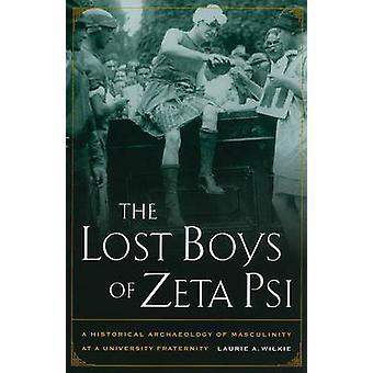 Tapt guttene i Zeta Psi - en historisk arkeologi av på
