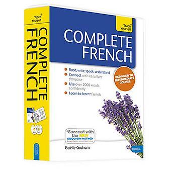 Fullføre franske nybegynner å middels Course - (bok og lyd Supp