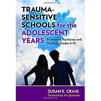 Trauma-Sensitive Schools for � the Adolescent Years: Promoting Resiliency and Healing, 6-12