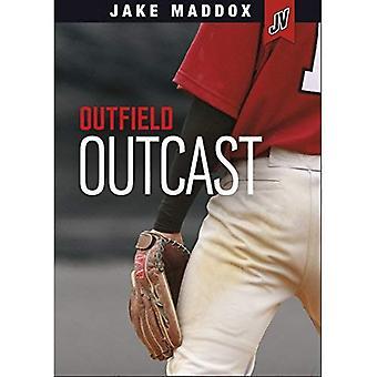 Outcast Outfield (Jake Maddox Jv)