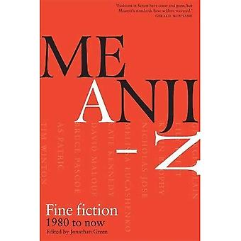 Meanjin A-Z: Fine Fiction 1980 to now