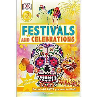 DK lecteurs L2 Festivals et célébrations (DK lecteurs)