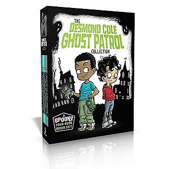 The Desmond Cole Ghost Patrol Collection: The Haunted House Next Door; Ghosts Don't Ride Bikes, Do They?; Surf's Up, Creepy Stuff!; Night of the Zombie Zookeeper (Desmond Cole Ghost Patrol)