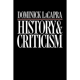 History and Criticism by Dominick LaCapra - 9780801493249 Book
