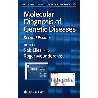 Diagnostic moléculaire des maladies génétiques par Elles & Rob
