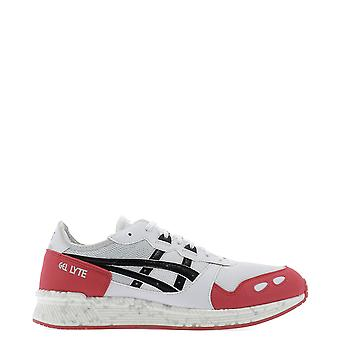 Sneakers in pelle ASICS bianco/rosso