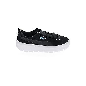 PUMA schwarz Wildleder Sneakers