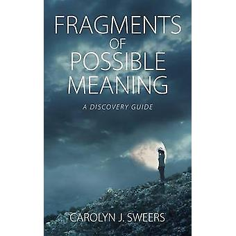 Fragments of Possible Meaning A Discovery Guide by Sweers & Carolyn J