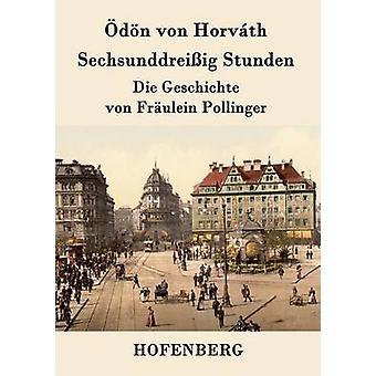 Sechsunddreiig Stunden by dn von Horvth