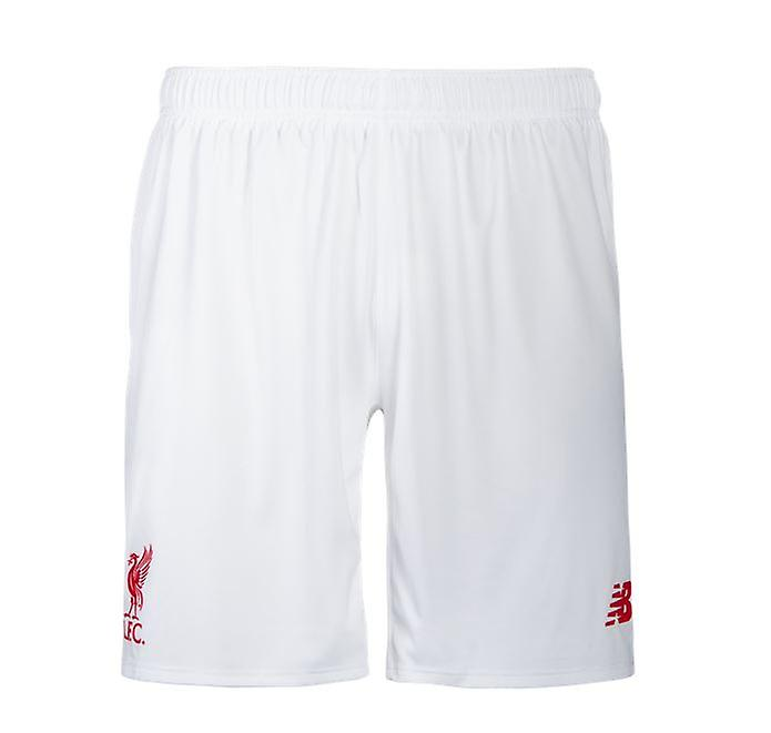 2015-2016 Liverpool Away Shorts (White)
